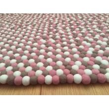 20cm Handmade Felt Trivet