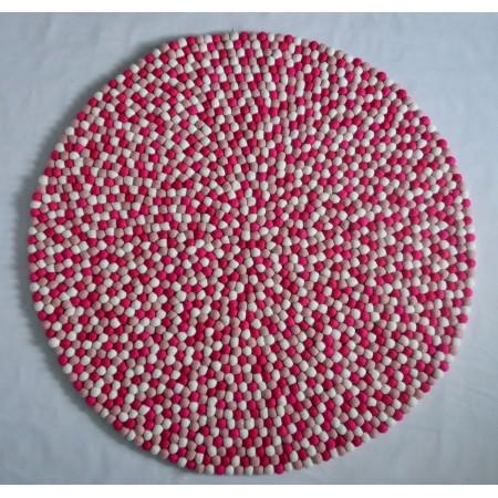 Bulk Handmade 2 cm Felt Balls