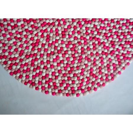 Wholesale 1cm Handmade Felt Balls