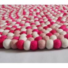 Custom Bulk Handmade 3cm Felt Balls