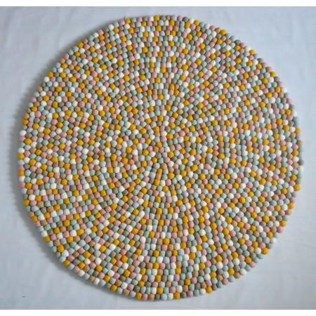 Bulk Handmade 4cm Felt Balls