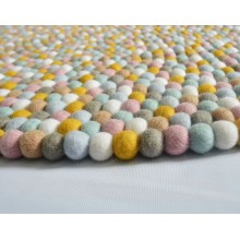 Wholesale Beaded 2cm Felt Balls