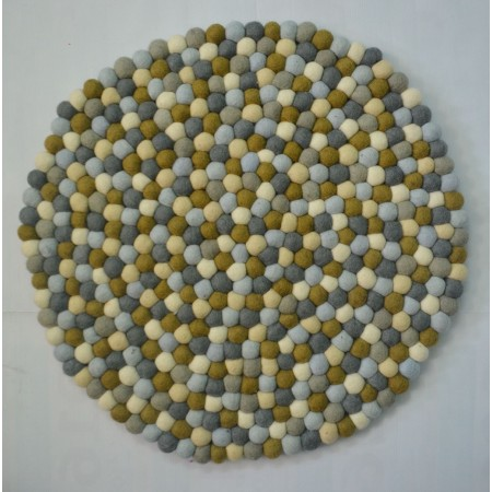Ultra-Marine 2cm Felt Balls Package