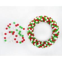 Bulk Handmade 2cm Felt Balls